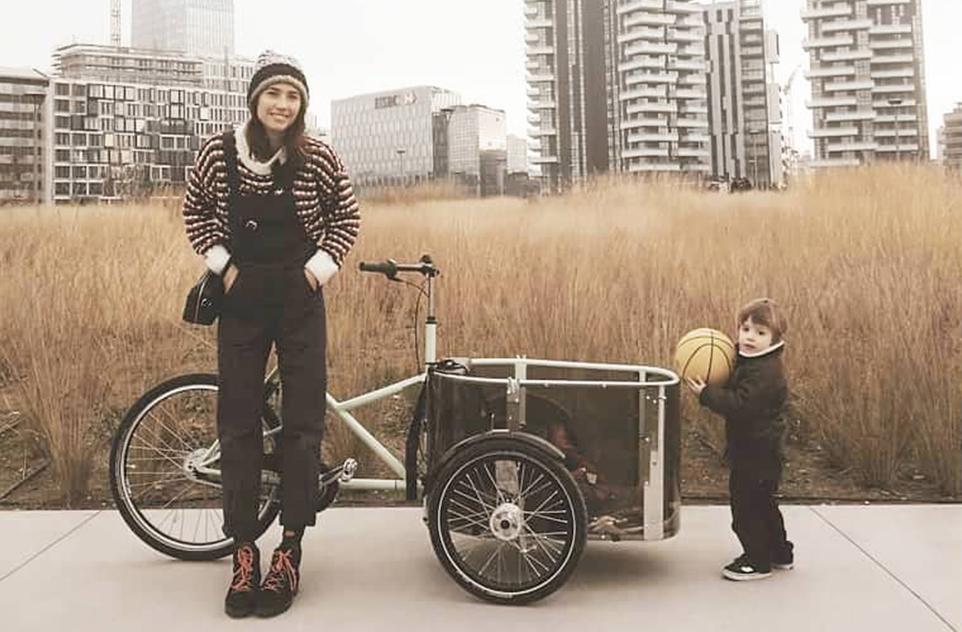 Il bello della bicicletta (soprattutto se è Cargo Bike)!